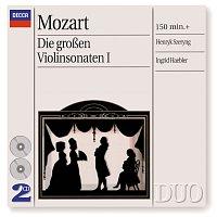 Henryk Szeryng, Ingrid Haebler – Mozart: The Great Violin Sonatas, Vol.1 [2 CDs]