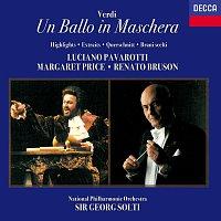 Sir Georg Solti, The National Philharmonic Orchestra – Verdi: Un ballo in maschera (Highlights)