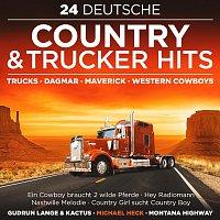 Různí interpreti – 24 Deutsche Country & Trucker Hits
