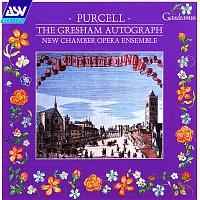 Přední strana obalu CD Purcell: The Gresham Autograph