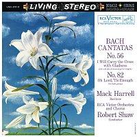 Robert Shaw – Bach: Cantata BWV 56 & BWV 82