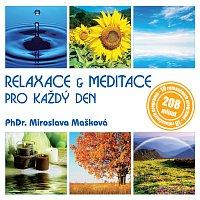 PhDr. Miroslava Mašková – Relaxace & meditace pro každý den CD-MP3
