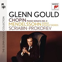Přední strana obalu CD Chopin: Piano Sonata No.2; Mendelssohn: Songs without Words; Scriabin, Prokofiev: works