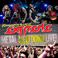 Extreme – Pornograffitti Live 25 / Metal Meltdown