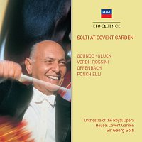 Sir Georg Solti, Orchestra of the Royal Opera House, Covent Garden – Solti At Covent Garden