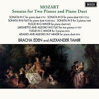 Bracha Eden, Alexander Tamir – Mozart: Sonatas for Two Pianos & Piano Duet
