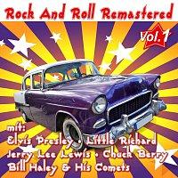 Různí interpreti – Rock And Roll Remastered Vol. 1