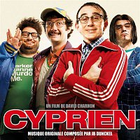Přední strana obalu CD Cyprien