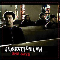 Unwritten Law – She Says