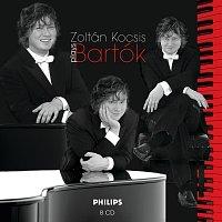 Přední strana obalu CD Zoltán Kocsis plays Bartók
