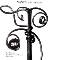 David Geringas – Vasks: Cello Concerto/String Symphony