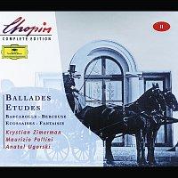 Krystian Zimerman, Maurizio Pollini, Anatol Ugorski – Chopin: Ballades; Etudes; Barcarolle; Berceuse