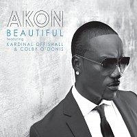 Přední strana obalu CD Beautiful