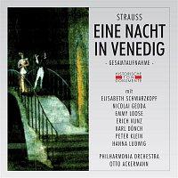 Philharmonia Orchestra, Elisabeth Schwarzkopf, Nicolai Gedda, Emmy Loose, Otto Ackermann – Johann Strauss: Eine Nacht in Venedig