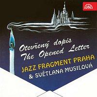 Jazz Fragment Praha – Otevřený dopis