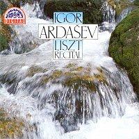 Přední strana obalu CD Liszt: Sonáta pro klavír h moll, Španělská rapsodie