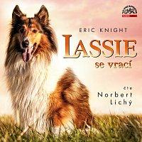 Přední strana obalu CD Knight: Lassie se vrací
