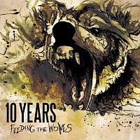 Přední strana obalu CD Feeding The Wolves
