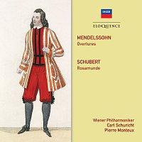 Carl Schuricht, Pierre Monteux, Wiener Philharmoniker – Mendelssohn: Overtures. Schubert: Rosamunde