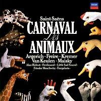 Martha Argerich, Nelson Freire, Gidon Kremer, Isabelle van Keulen, Mischa Maisky – Saint-Saens: The Carnival of the Animals / Meschwitz: Tier-Gebete / Ridout: Little Sad Sound FLAC