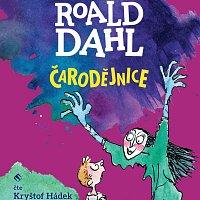 Přední strana obalu CD Dahl: Čarodějnice