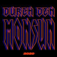 Přední strana obalu CD Durch den Monsun 2020