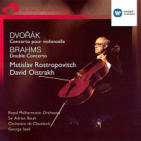 Mstislav Rostropovich, Sir Adrian Boult, Royal Philharmonic Orchestra – Dvorak Concerto Pour Violoncelle Brahms