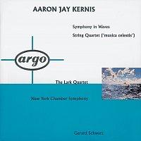 Kernis: Symphony In Waves; String Quartet 'Musica Celestis'