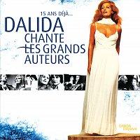 Přední strana obalu CD Chante Les Grands Auteurs