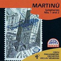 Česká filharmonie, Václav Neumann – Martinů: Symfonie č. 1, 2
