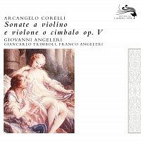 Giovanni Angeleri, Giancarlo Trimboli, Franco Angeleri – Sonate a violino e violone o cimbalo op. 5