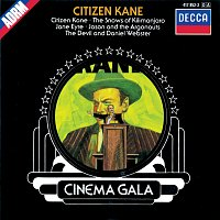London Philharmonic Orchestra, The National Philharmonic Orchestra – Citizen Kane - Film Music by Bernard Herrmann