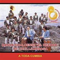 Přední strana obalu CD A Toda Cumbia