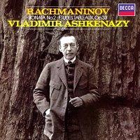 Vladimír Ashkenazy – Rachmaninov: Piano Sonata No.2; Etudes-Tableaux, Op.33