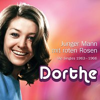 Dorthe – 1963-1966 Junger Mann mit roten Rosen