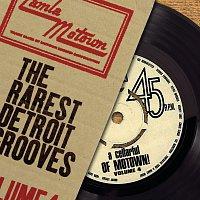 Přední strana obalu CD A Cellarful Of Motown Vol. 4 [E Album Set]