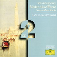 Přední strana obalu CD Mendelssohn: Songs without Words