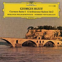 "Berliner Philharmoniker, Herbert von Karajan – Bizet: Suites ""Carmen"" & ""L'Arlésienne"" / Offenbach: Barcarolle; Overture ""Orpheus in the Underworld"""