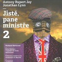 Richard Honzovič – Jistě, pane ministře 2 (MP3-CD)