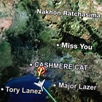 Cashmere Cat, Major Lazer, Tory Lanez – Miss You