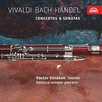 Václav Vonášek, Barocco sempre giovane – Vivaldi, Bach, Händel: Koncerty a sonáty – CD