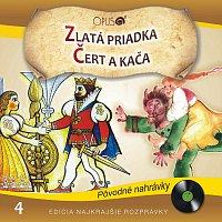 Přední strana obalu CD Najkrajsie rozprávky, No.4