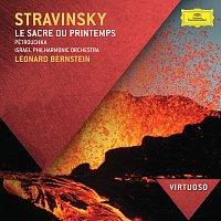 Israel Philharmonic Orchestra, Leonard Bernstein – Stravinsky: Le Sacre du Printemps; Petrouchka