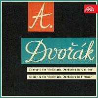 Josef Suk, Česká filharmonie, Karel Ančerl – Dvořák: Koncert pro housle a orchestr a moll, Romance