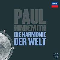 Gewandhausorchester Leipzig, Herbert Blomstedt, Members Of The Wiener Oktett – Hindemith: Die Harmonie der Welt; Octet