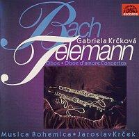 Gabriela Krčková – Bach, Telemann: Koncerty pro hoboj