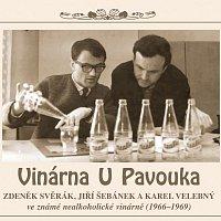 Zdeněk Svěrák, Jiří Šebánek, Karel Velebný – Vinárna U Pavouka