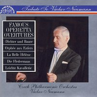 Česká filharmonie, Václav Neumann – Slavné operetní předehry / Suppé / Offenbach / Strauss