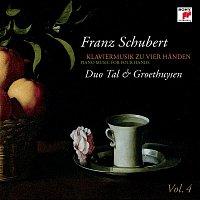 Yaara Tal, Andreas Groethuysen, Franz Schubert – Schubert: Klaviermusik zu 4 Handen Vol. 4