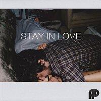 Přední strana obalu CD Stay in Love